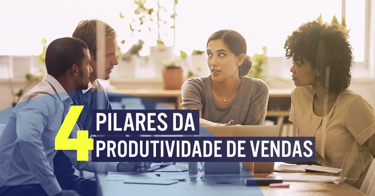 como melhorar a produtividade em vendas