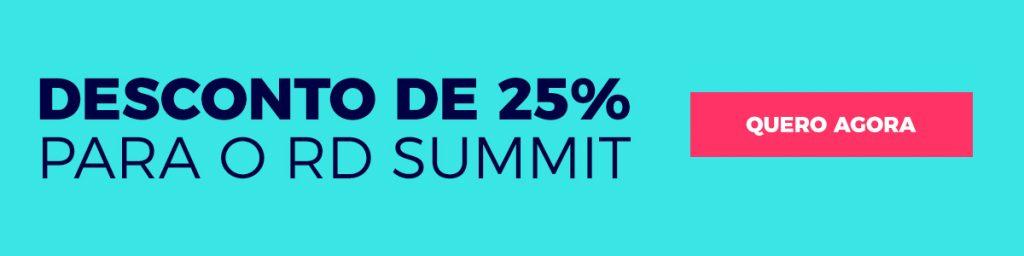 desconto para o rd summit 2017