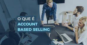 vendas baseada em contas