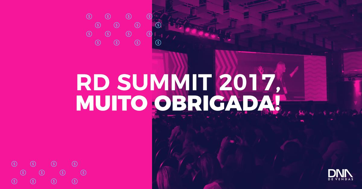 rd summit 2017 obrigada