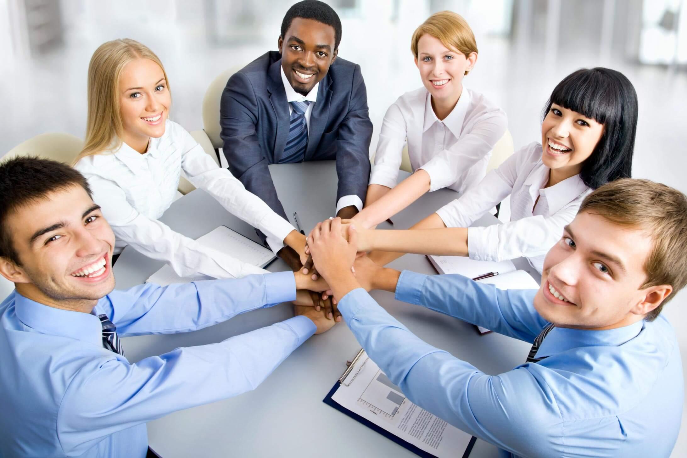 equipe para desenvolver competências de vendas