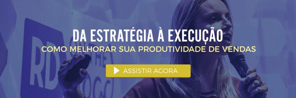 da_estrategia_a_execuçao palestra de vendas produtividade de vendas