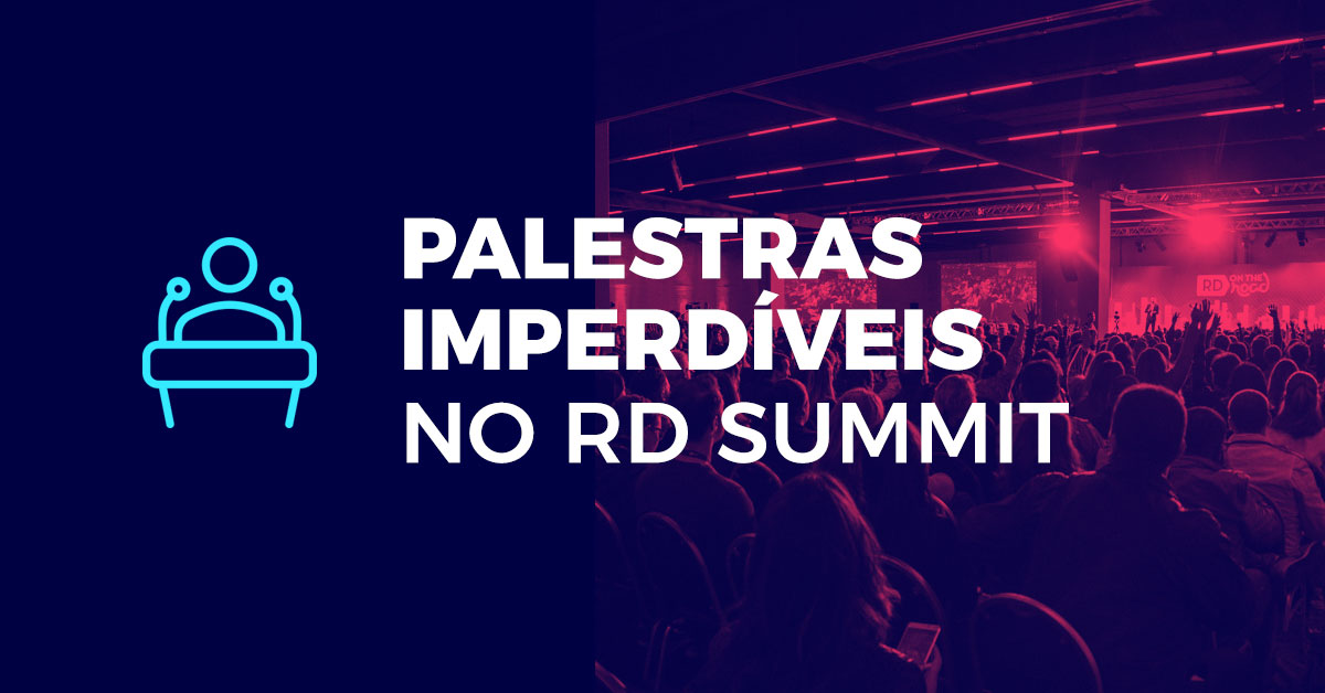 palestras de vendas imperdíveis rd summit 2017