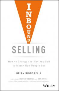 Livros de Vendas - Inbound Selling