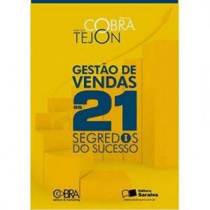 Livros de vendas: Ges~tao de vendas 21 segredos