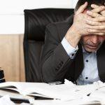pressão no trabalho para bater metas de vendas